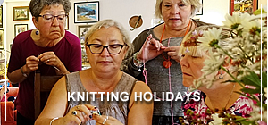 Knitting Holidays