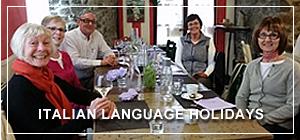 Italian Language Hoilday