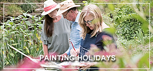 Painting Holidays